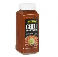 Williams Chili Seasoning Mix 18 oz
